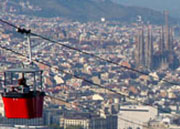 cable Car - Barcelona
